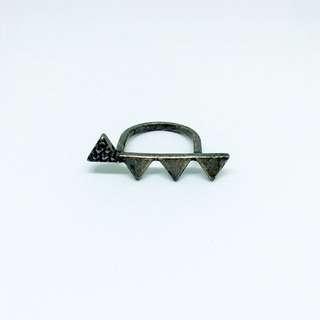 出清🔺三角排列戒指🔻
