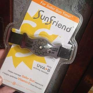 Sun Friend UVA-B Activity Monitor