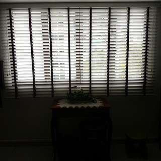 Wooden/Pvc Timber Blinds