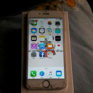 I phone 6 16GB土豪金
