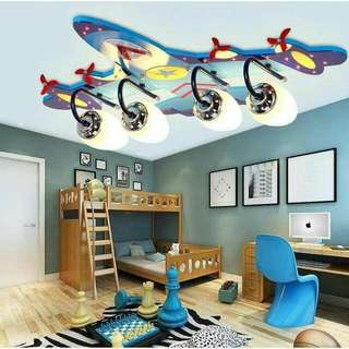 Children's Ceiling LED Light with Remote Control