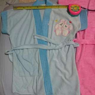 Kids Swimming Robe Or Kids Bath Robe