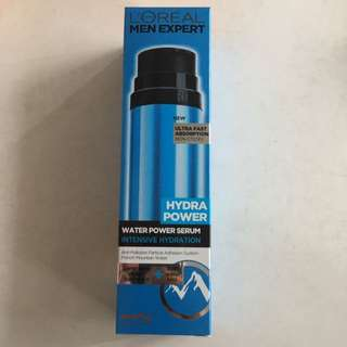 L'oréal MenExpert Water Power Serum