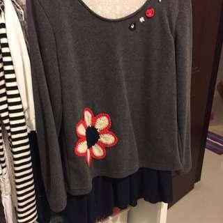 🚚 日韓系上衣!真的太便宜了