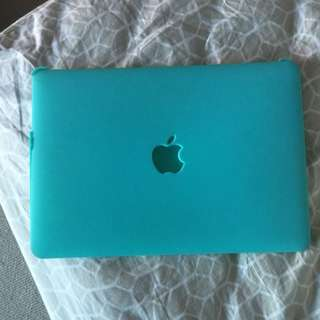 Mac Book Air 13 Inch Turquoise Case