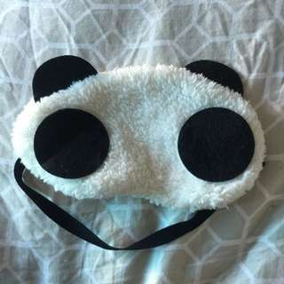 Cute Korean Panda Sleeping Mask