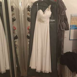 Deb Dress/wedding Dress