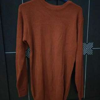 Roundhand Warna Teracotta Fit To L
