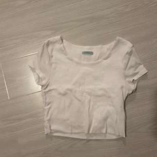 Kookai White Top Thirteen Size 1