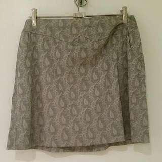Dangerfield Grey Skirt