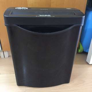 Portable Paper Shredder