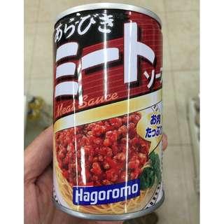 日本進口各種口味義大利麵醬罐、肉醬罐~小舖自己也會買煮來吃唷~真的不錯又方便