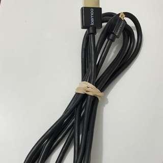 Comsol Mini HDMI To HDMI Cable