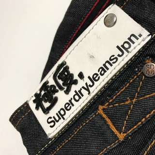Authentic Superdry Jeans, Size 28