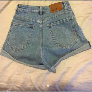 General Pants Co Shorts