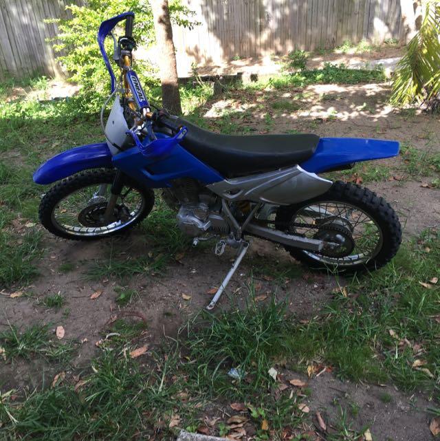 200cc Kinroad Dirt bike