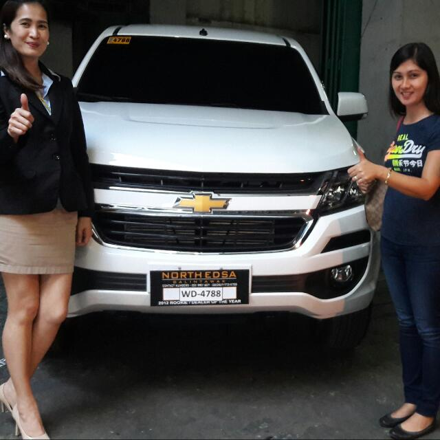 2017 Chevrolet Trailblazer 2.8L LT