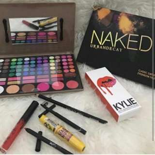 Eyeshadow Naked Ori From SG