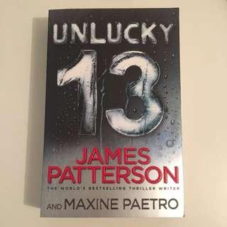 Unlucky 13 - James Patterson