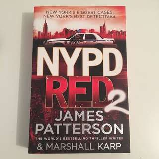 NYPD Red 2 - James Patterson