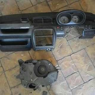 Dashboard Opti L302 Sekali Blower