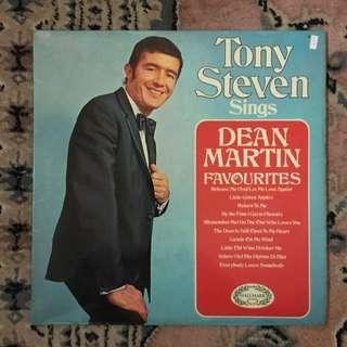 Tony Stevens - Sings LP