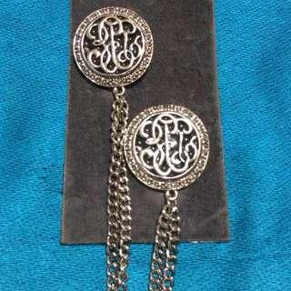 Silver Vintage Brooch (Bros Vintage)