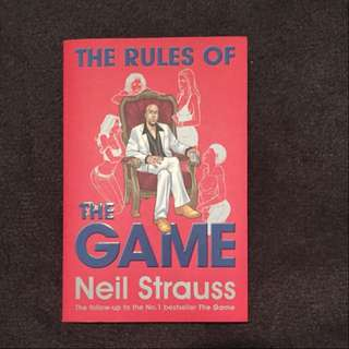 The Rules Of The Game By Neil Strauss