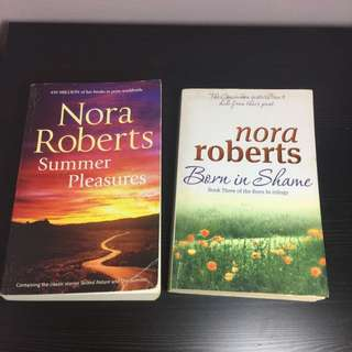 Nora Roberts Novels