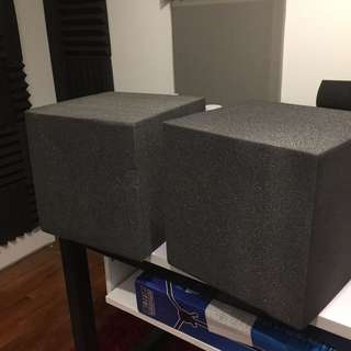 (RESERVED) New Cube Acoustic Foam 30x30x30cm