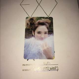 [WTS] OFFICIAL SNSD - OH (photocard)