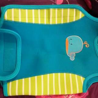 Mothercare Baby Wetsuit 1 To 2 Years Old