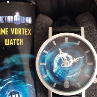 Doctor Who Time Vortex Watch