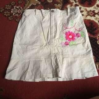 Semi Denim Skirt / Rok