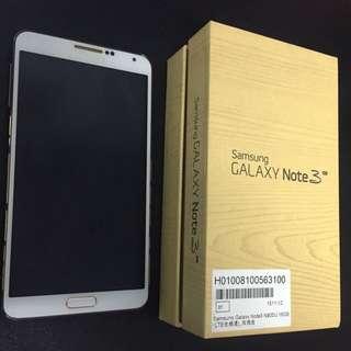 Samsung Galaxy Note3二手空機