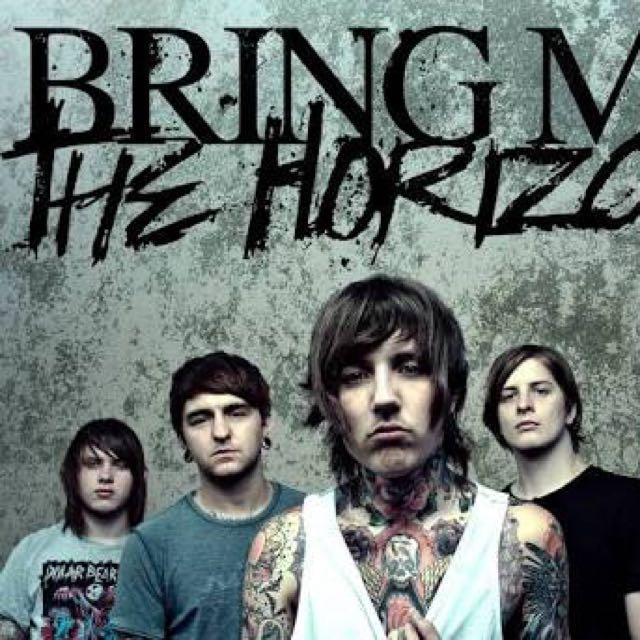2 Bring Me The Horizon Tickets Feb 6 Melb