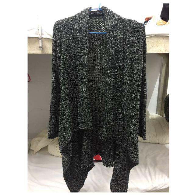 針織外套(長版)