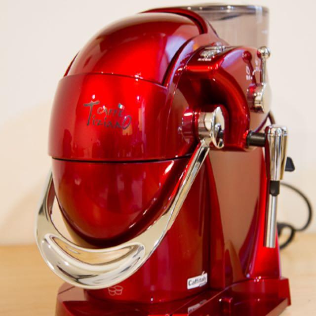 免運(可議)🇮🇹義大利膠囊咖啡機