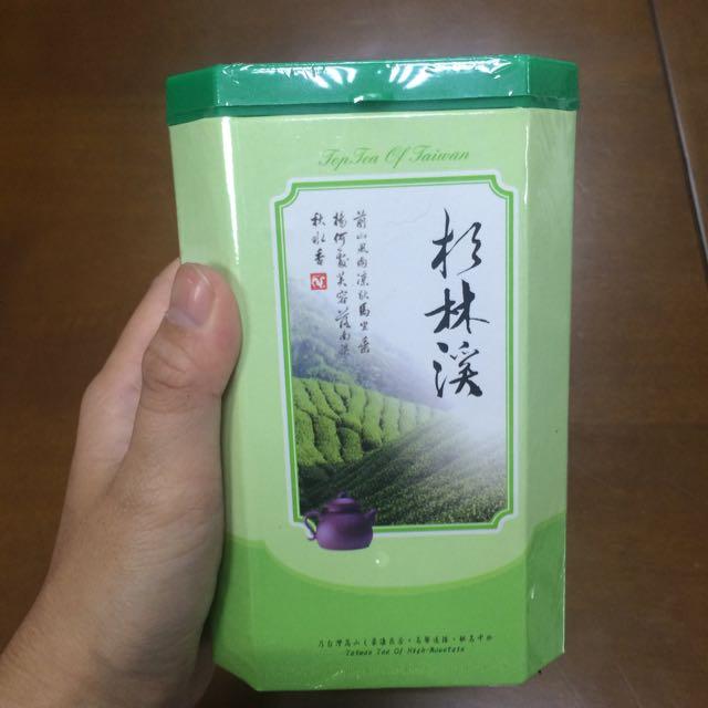 台灣好茶純正衫林溪春茶上市