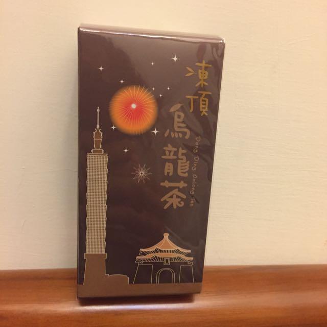 凍頂烏龍茶 台北紀念品代表