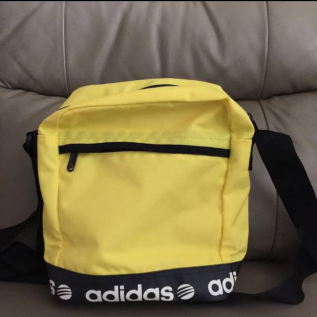 Adidas Neo Label Sling Bag, Sports, Sports Apparel on Carousell