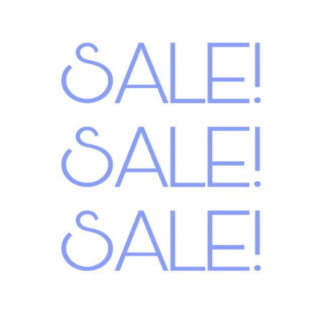 all items are SALE!!!