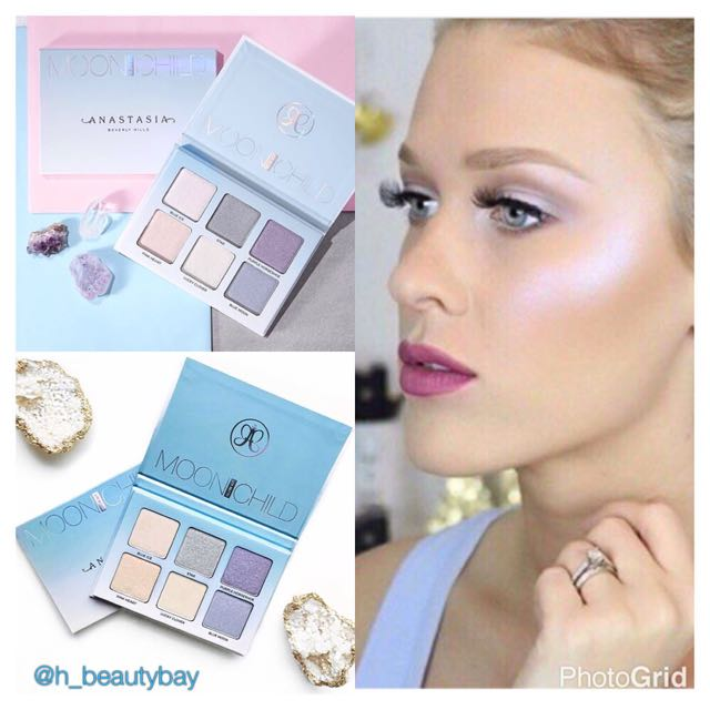 anastasia beverly hills glow kit moonchild