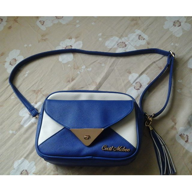 Authentic  Sling Cecil Mcbee Bag