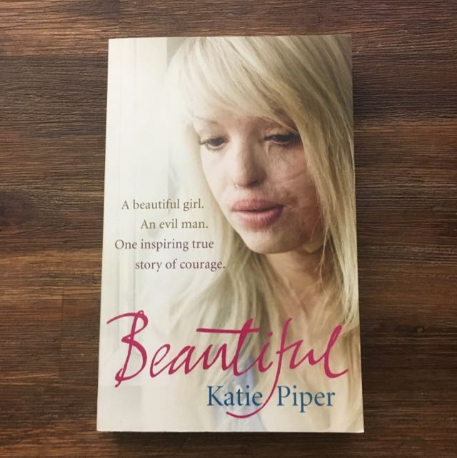 """Beautiful"" By Katie Piper"
