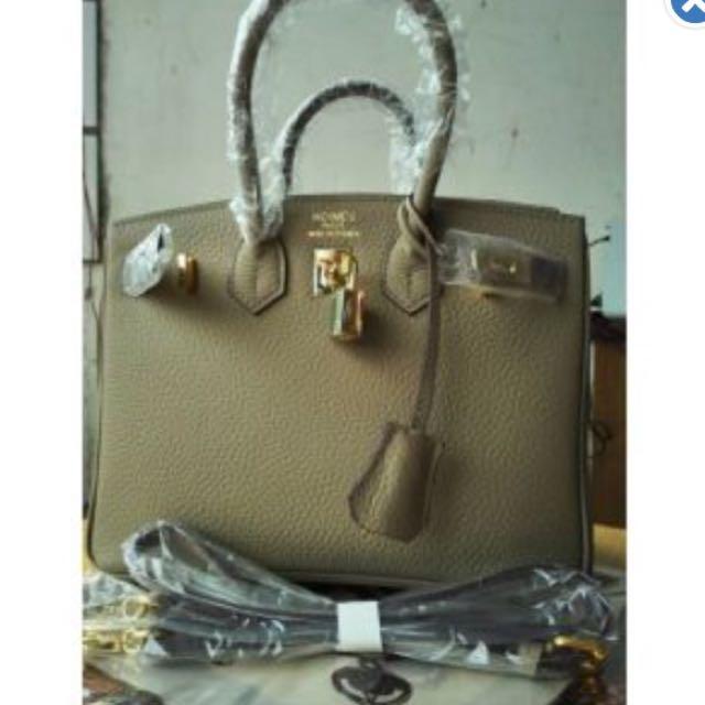 Birkin Bag Original Leather