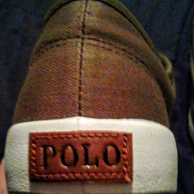 Boys Polo Tennis Shoes