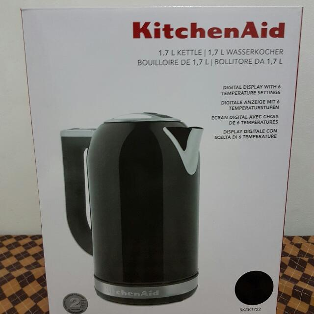 Brand New KitchenAid 1.7L Kettle