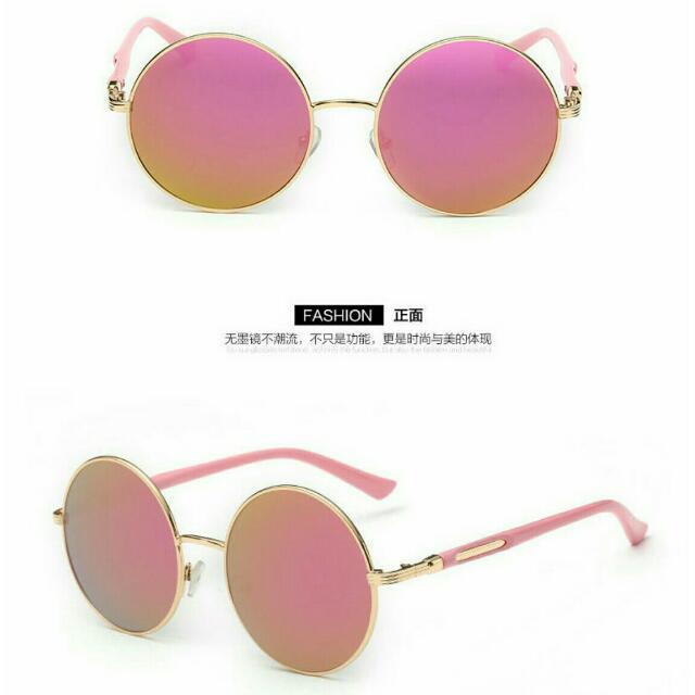 BRAND NEW Retro Round Sunglasses