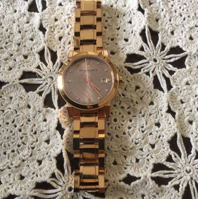 Burberry Authentic Watch